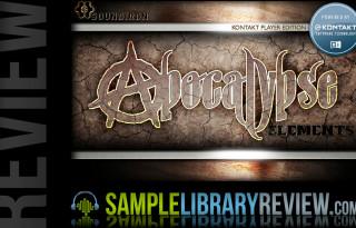 Review Apocalypse Elements from Soundiron
