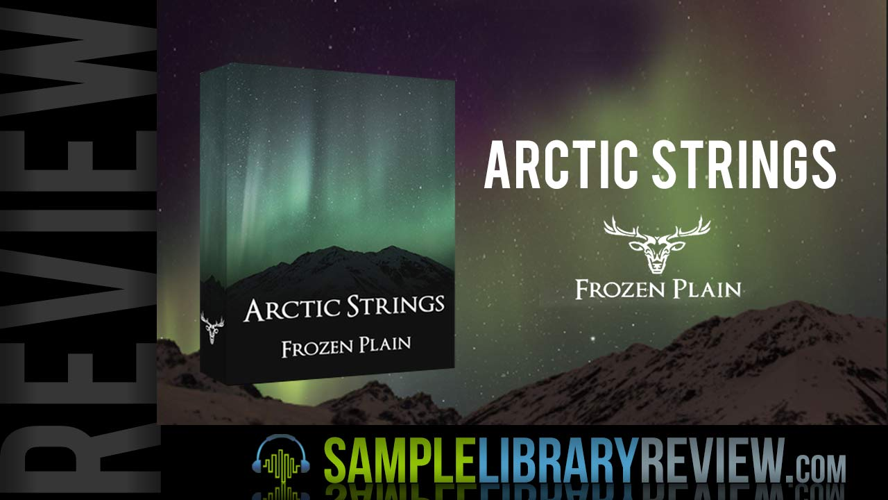 Review Arctic Strings from Frozen Plain (Discount Bundle
