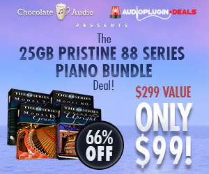 66 Off Piano Bundle