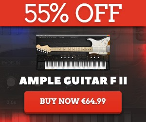 55 Off Ample Guitar