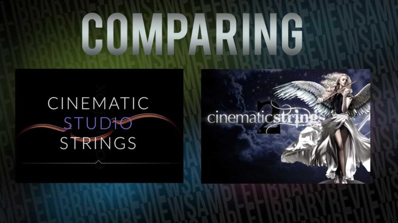 dee574abb1a6 Nabeel Ansari shares his Comparison of Cinematic Strings 2 vs Cinematic  Studio Strings