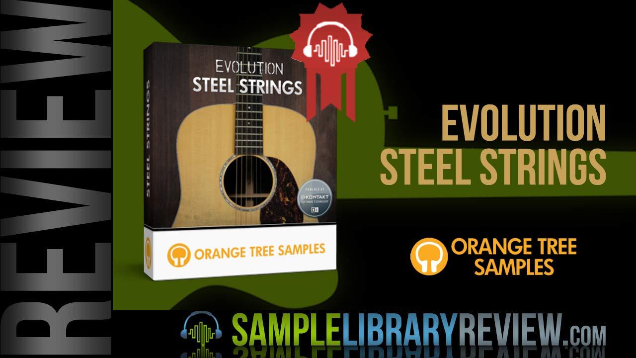 evolution steel strings v2