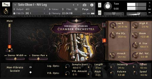 edirol orchestral legato