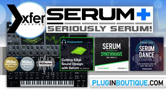 xfer serum free alternative