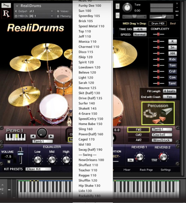 Review: RealiDrums by Realitone - Sample Library Review
