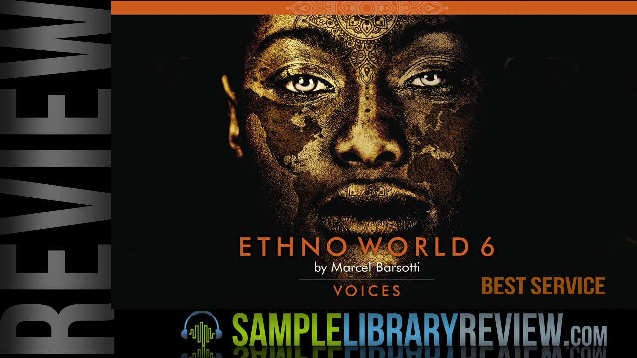 Review: Ethno World 6 Voices by Marcel Barsotti from Best