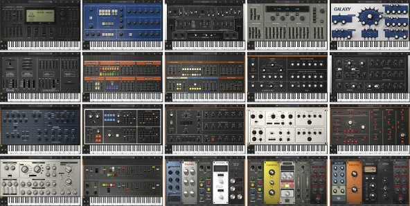 IK Multimedia release Syntronik™ Powerhouse Synth Collection