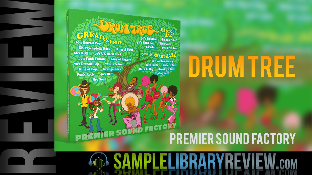 Review: Drum Tree from Premier Sound Factory - Sample
