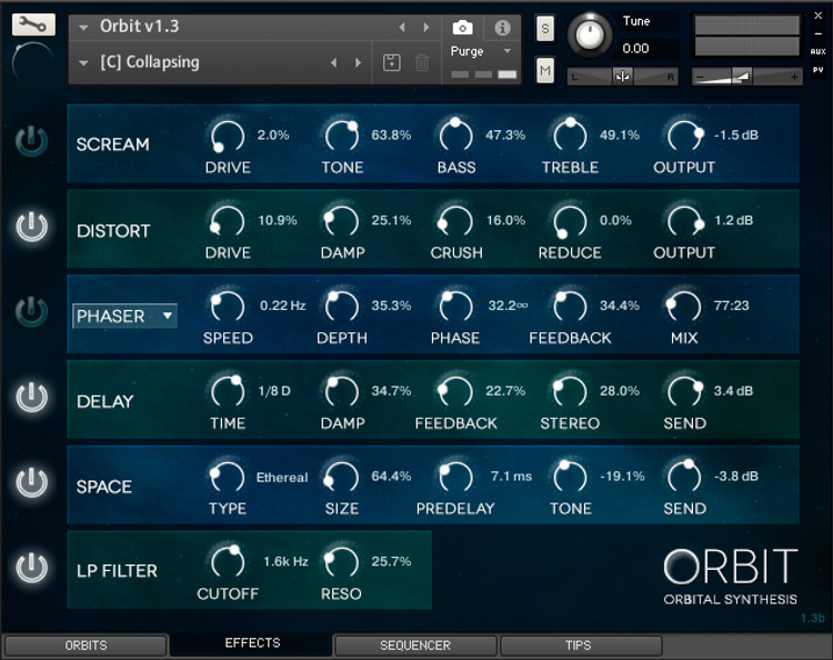 Review: Orbit by Wide Blue Sound - Sample Library Review