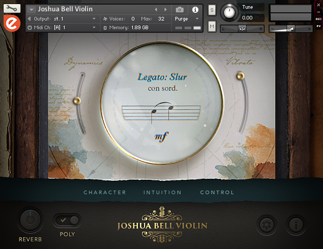 Checking Out: Joshua Bell Violin by Embertone - Sample