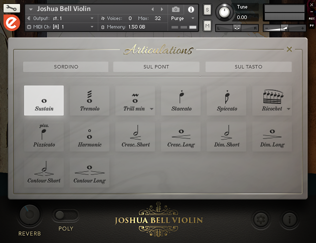 Checking Out: Joshua Bell Violin by Embertone - Sample Library Review