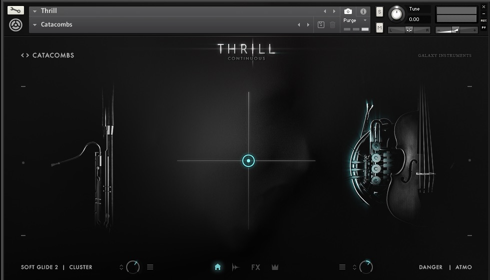 Review: Thrill by Galaxy Instruments / Native Instruments