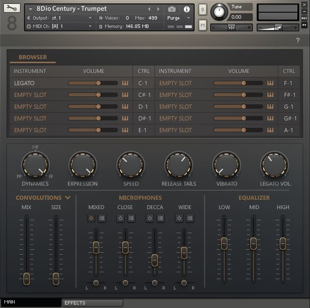 Review: Century Brass Bundle by 8Dio - Sample Library Review