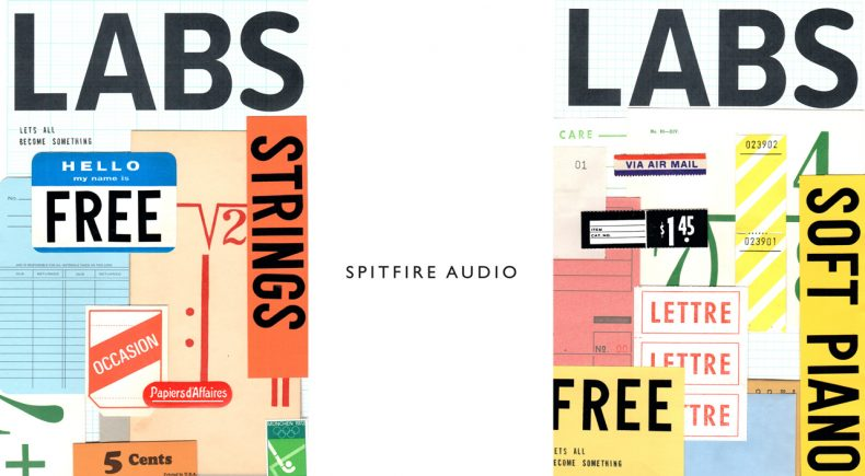 Spitfire Audio Announce LABS: An Infinite Series of Virtual
