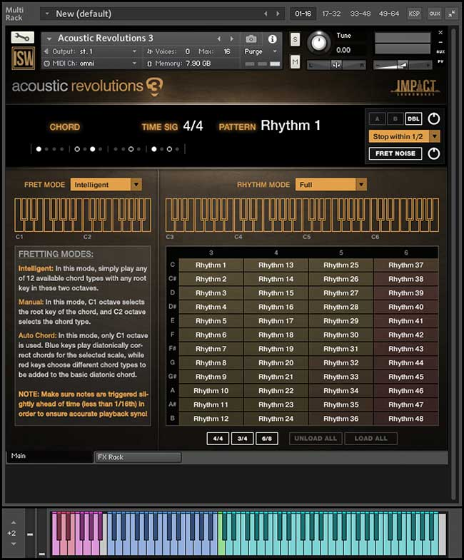 Review Acoustic Revolutions 3 By Impact Soundworks Sample Library