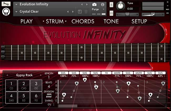 Review: Evolution Infinity by Orange Tree Samples - Sample Library ...