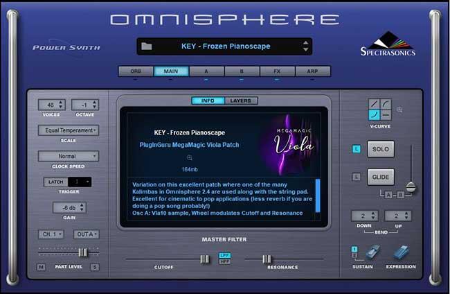 Review: MegaMagic: Viola & Cello for Omnisphere 2 by PlugIn Guru