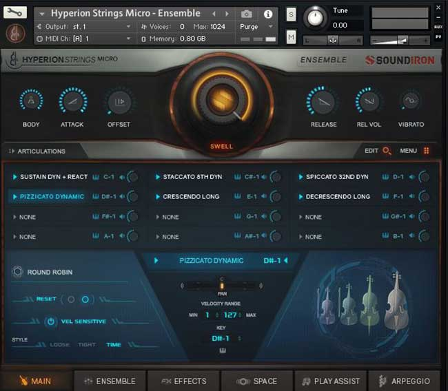 Review: Hyperion Strings Micro by Soundiron - Sample Library Review