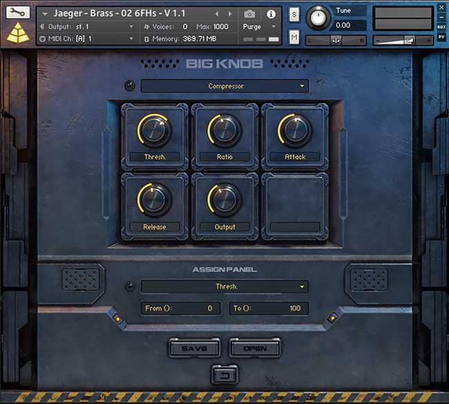Review Jaeger by Audio Imperia - Sample Library Review