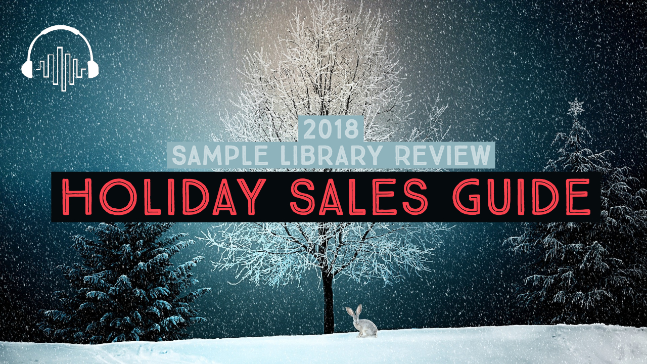 2018 Sample Library Review Holiday Sales Guide - Sample