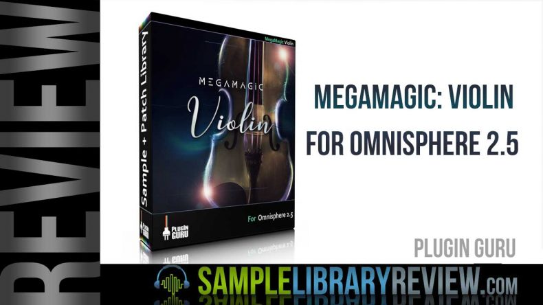 Review: MegaMagic Violin for Omnisphere 2 5 by PluginGuru - Sample