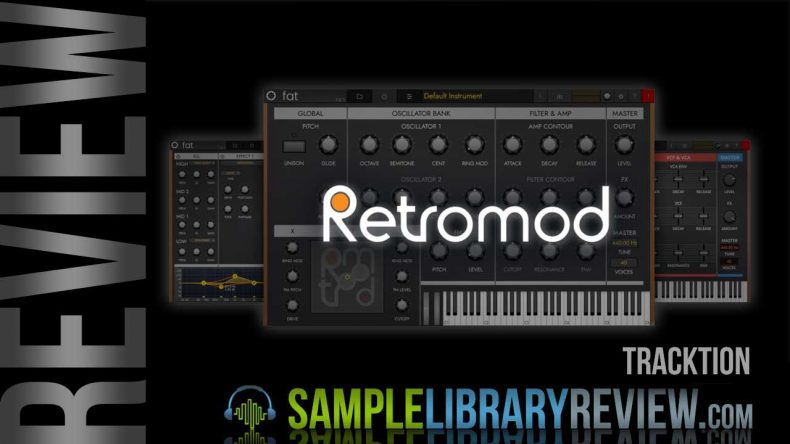 Review: Retromod by Tracktion (Lead, Fat, and 106) - Sample