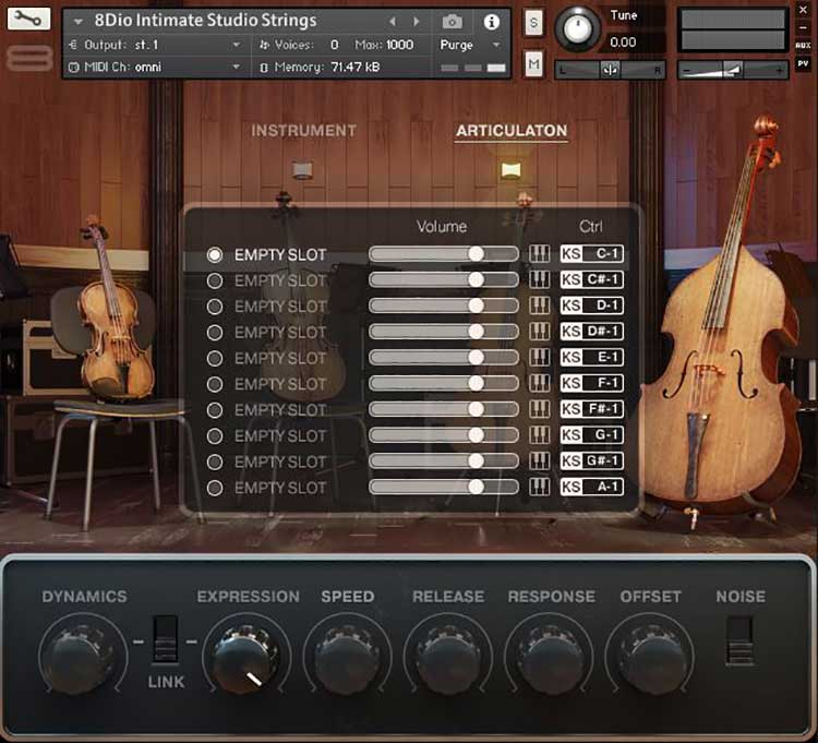 Review: Intimate Studio Strings by 8Dio - Sample Library Review