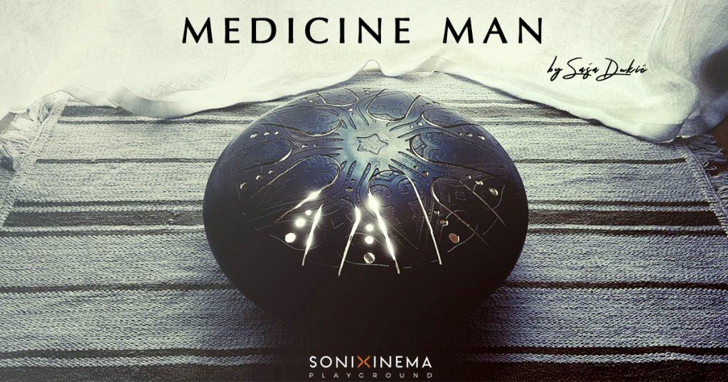 Sonixinema Scoring Tools release FREE Medicine Man Tongue