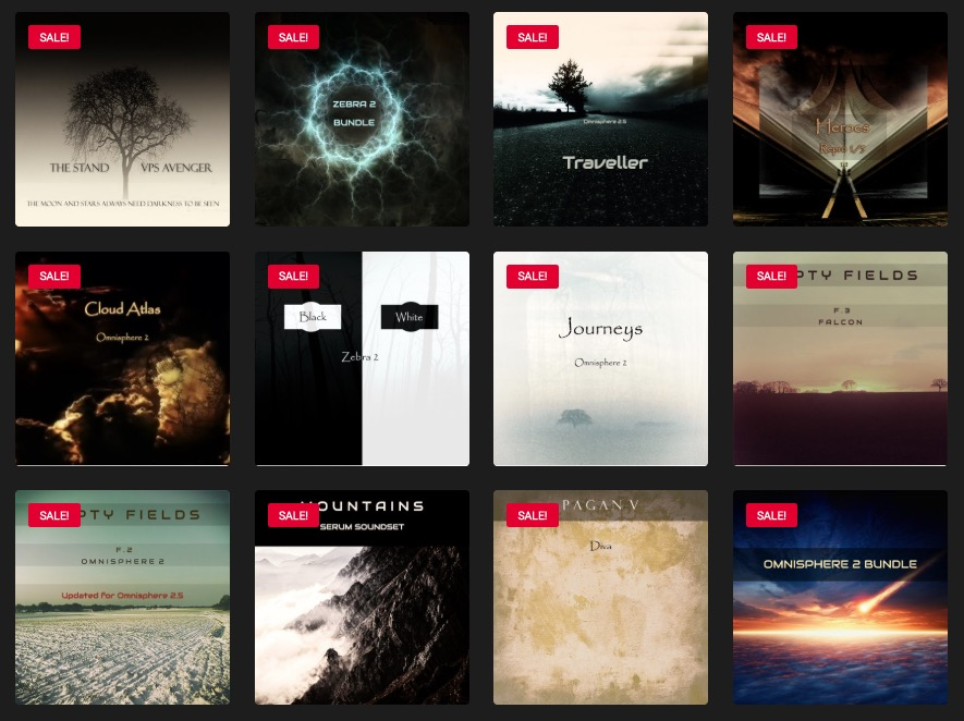 Triple Spiral Audio announce up to 40% OFF Black Friday Sale
