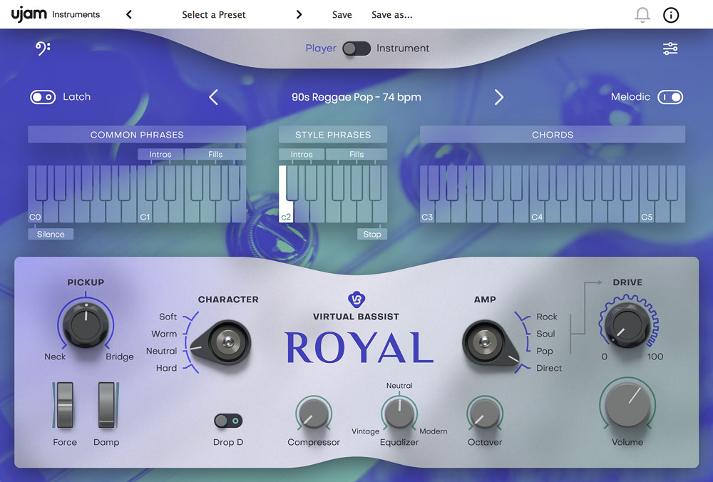 First Look: Virtual Bassists Bundle (Mellow, Rowdy, Royal