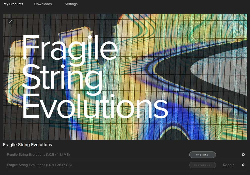Review: Spitfire Audio's New Evolutions: Angular String