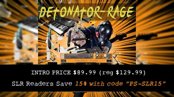 Checking Out: Detonator Rage by PulseSetter Sounds - Sample