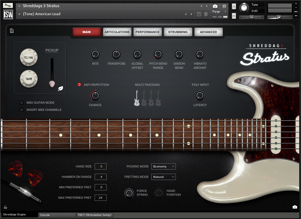 Review: Shreddage 3 Virtual Guitar Instruments Line by