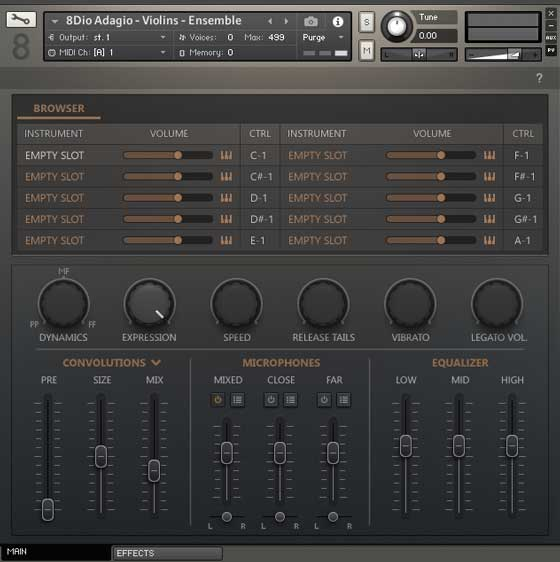 Review: Adagio Strings 2 0 by 8Dio - Sample Library Review