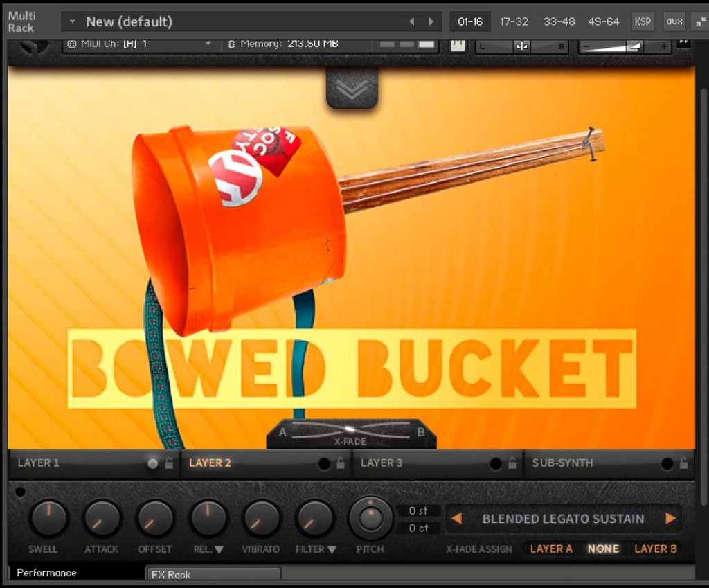 Review: Bowed Bucket by Soundiron - Sample Library Review