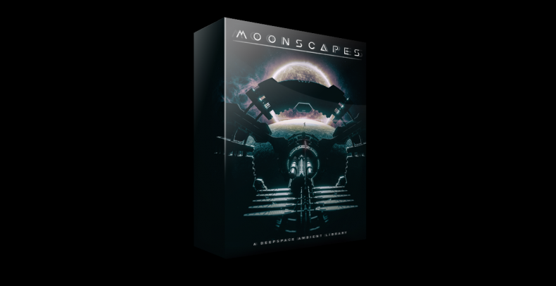 Vst Buzz release Moonscapes for Kontakt  - Sample Library Review