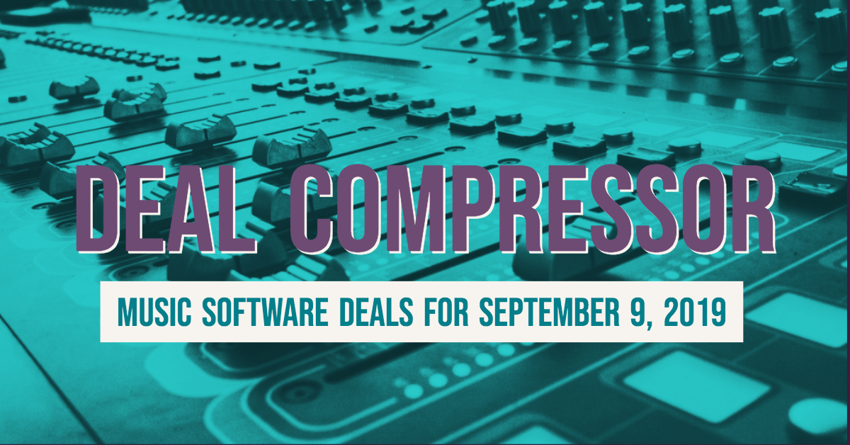Deal Compressor: This Weeks Sales Highlights September 9