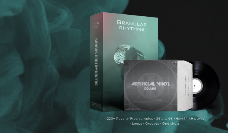 Silence+Other Sounds announce Producer Drums Bundle - Sample Library