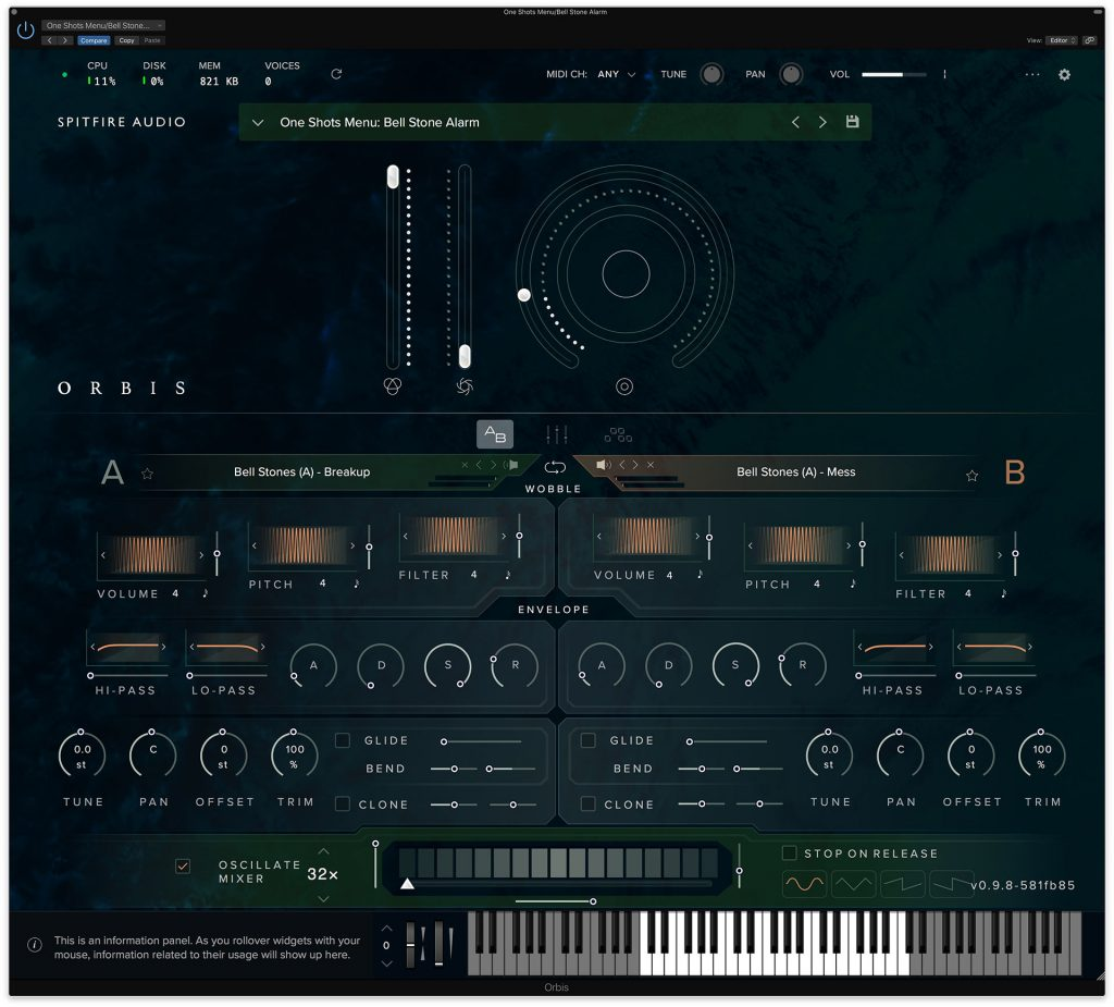 First Look: Orbis by Spitfire Audio - Sample Library Review